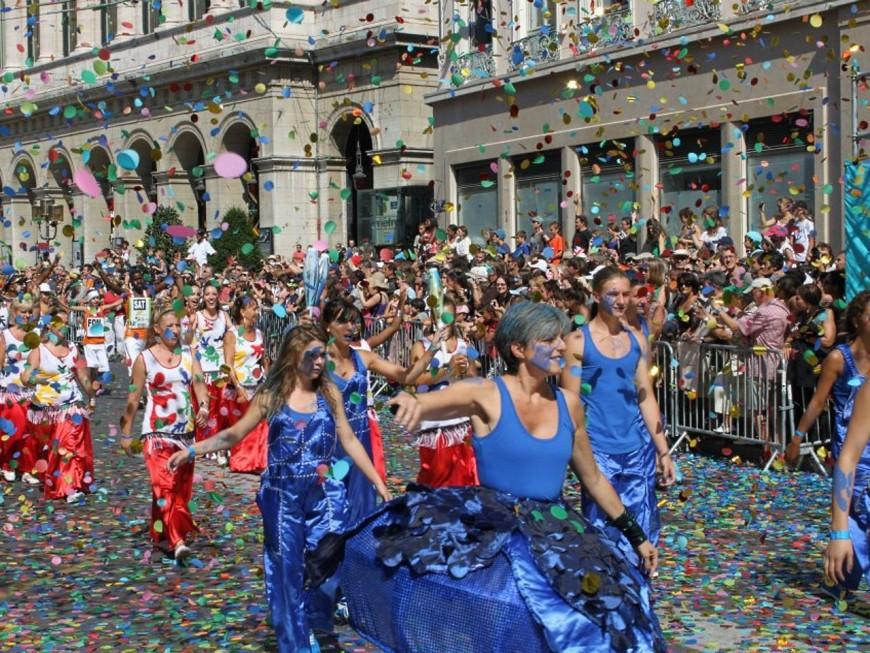 Biennale de la danse : le grand défilé fait son retour dans les rues de Lyon ce dimanche