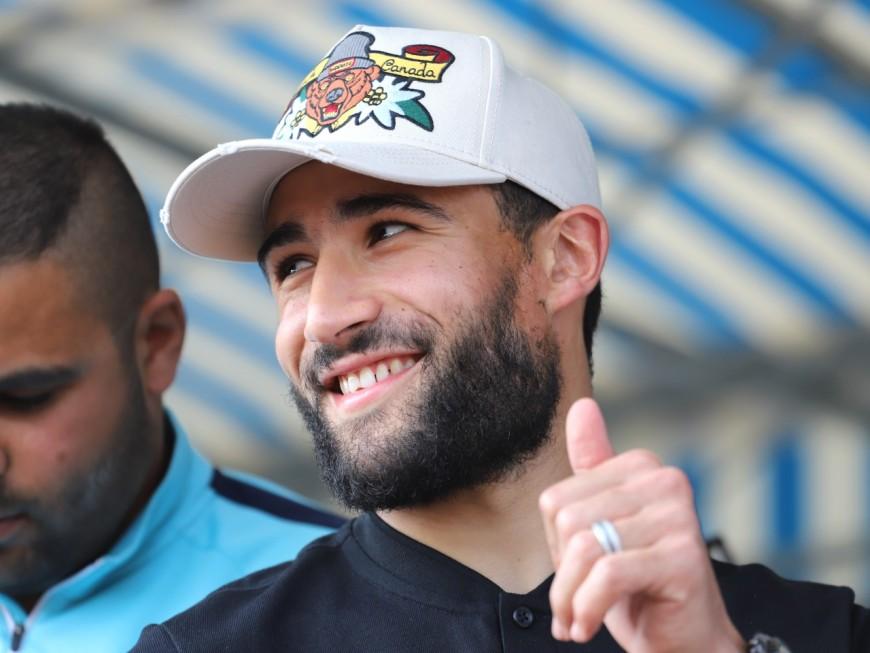 OL : Fekir dit adieu aux supporters