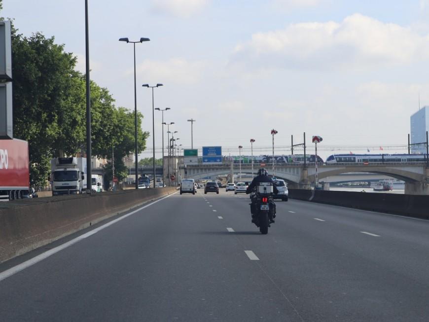Canicule : vitesse abaissée à Lyon et demande de circulation différenciée