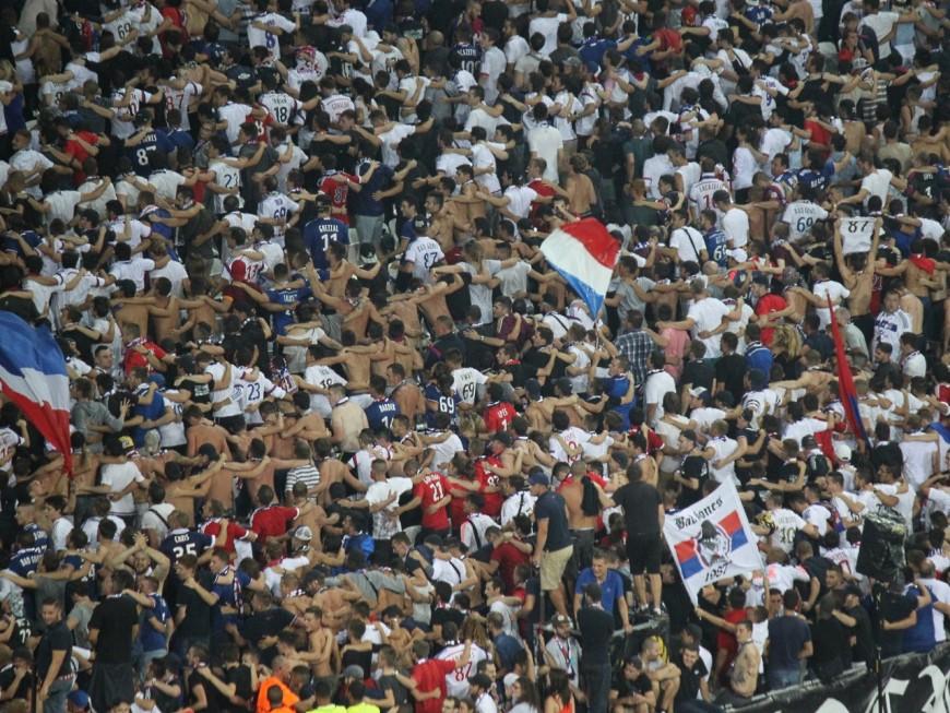 Ligue des Champions: près de 2000 supporters de l'OL à Turin