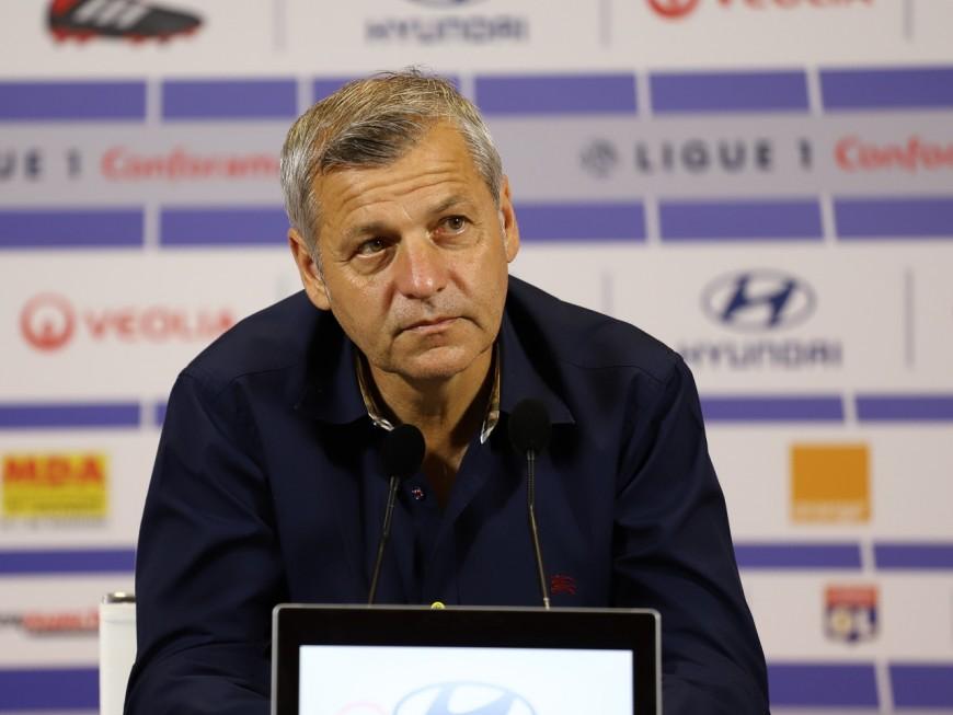 """Bruno Génésio : """"Mon souhait, il est de continuer"""""""