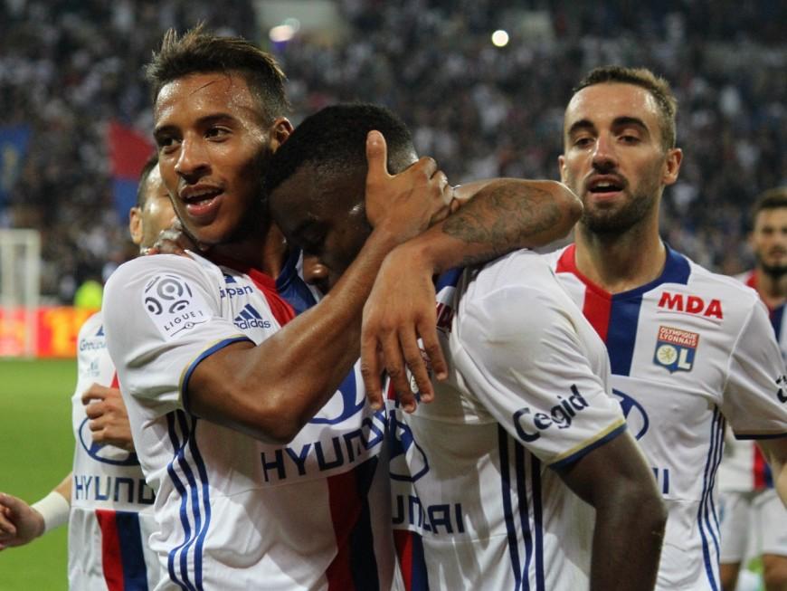 L'OL s'impose dans la douleur à Toulouse (2-1)