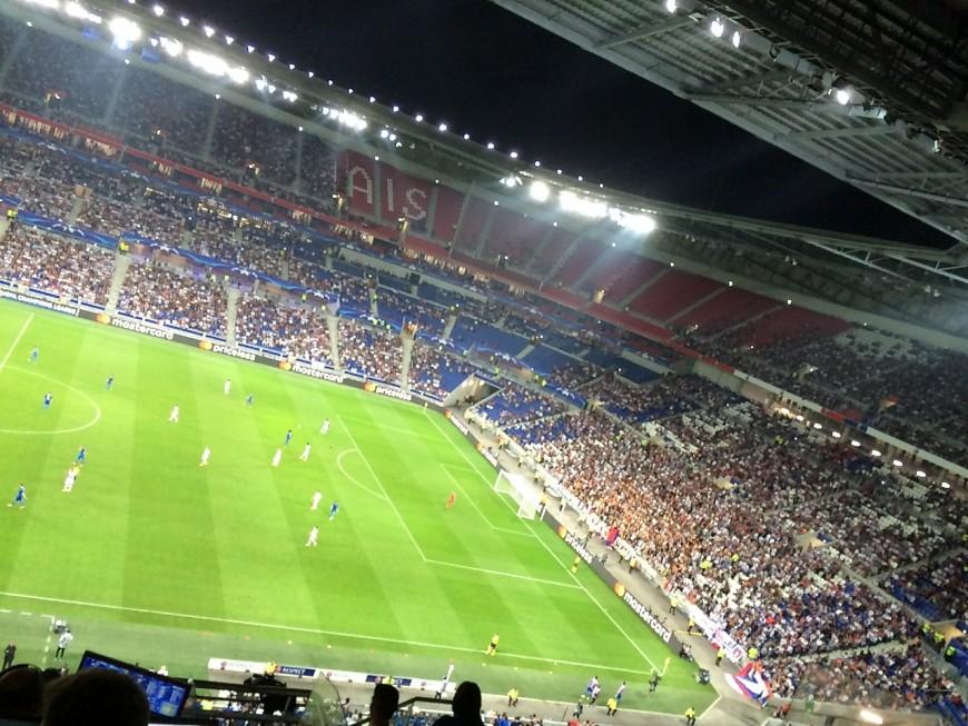 Plus de matchs réunissant plus de 1000 spectateurs jusqu'au 15 avril en France
