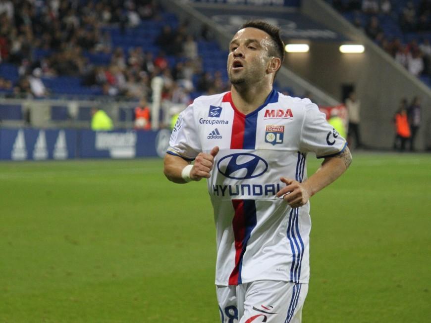 OL: Lyon en 4-4-2 avec le retour de Valbuena contre Nancy