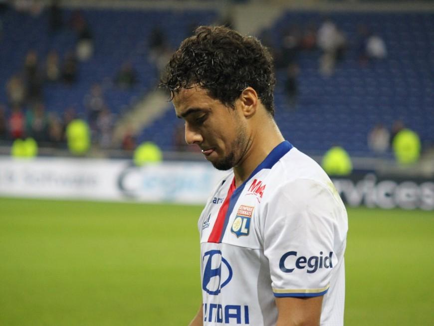 OL : Rafael forfait pour le déplacement à Montpellier