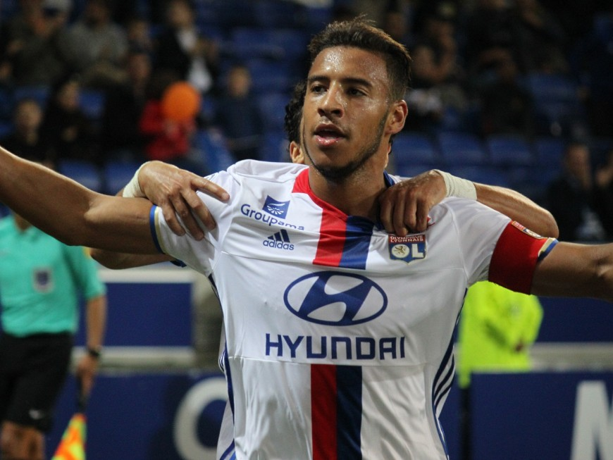 OL : Corentin Tolisso au repos dimanche contre Nantes ?