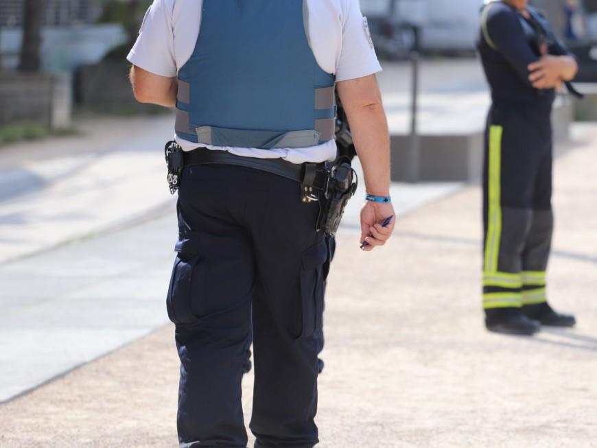 Policier décédé à Bron : les réactions des élus