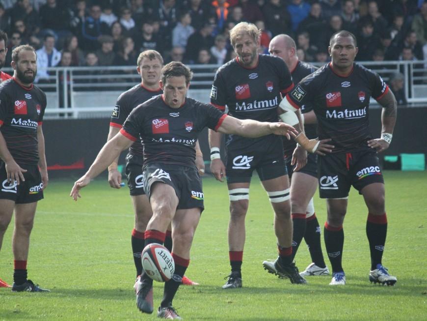 Le LOU Rugby à Grenoble pour son entrée en Challenge Cup