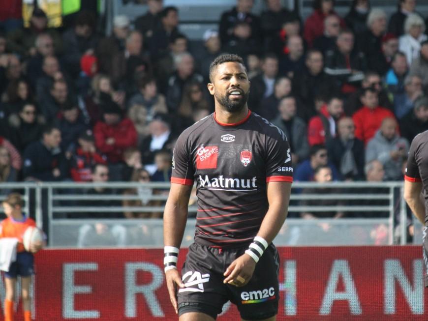 LOU : Armitage ne participera pas au prochain match à Toulon