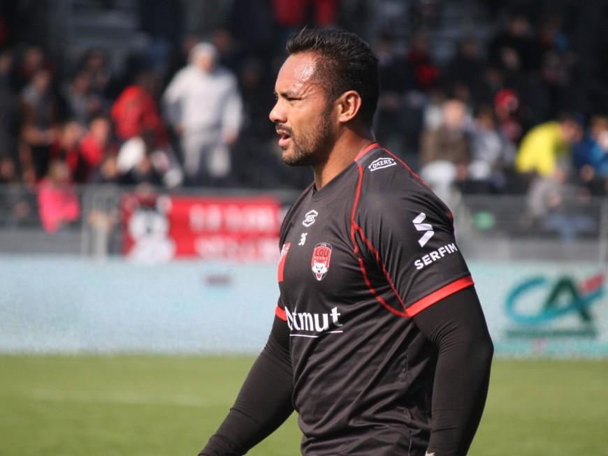 Le LOU Rugby frappe un grand coup d'entrée face au Stade Français (16-25)