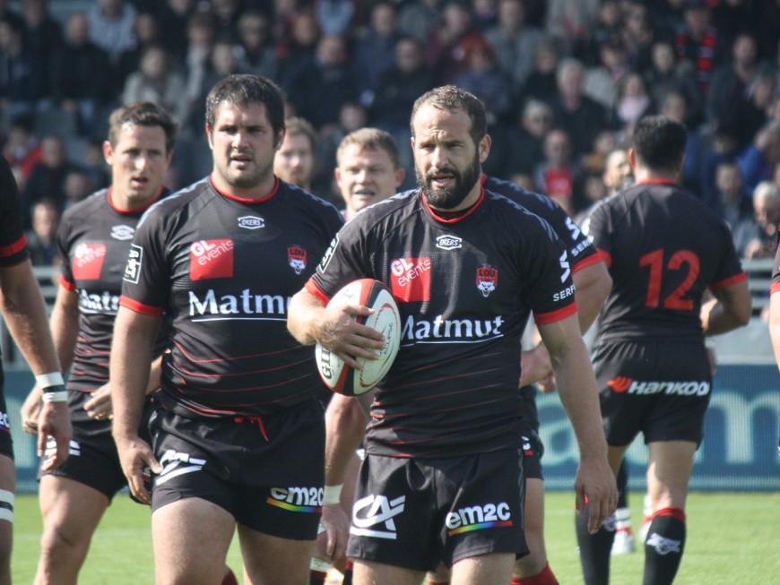 L'exploit du LOU Rugby face au Racing à Gerland (37-25)