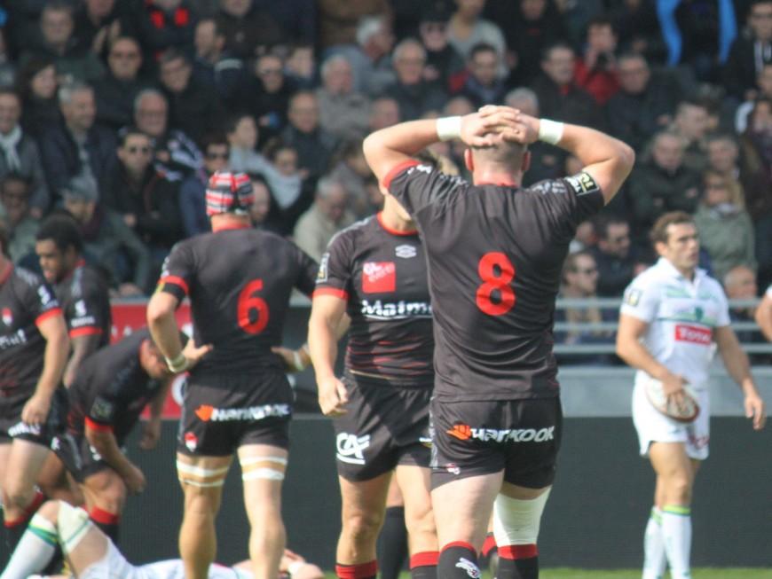 Le LOU, battu à Toulon (39-11), n'y arrive plus