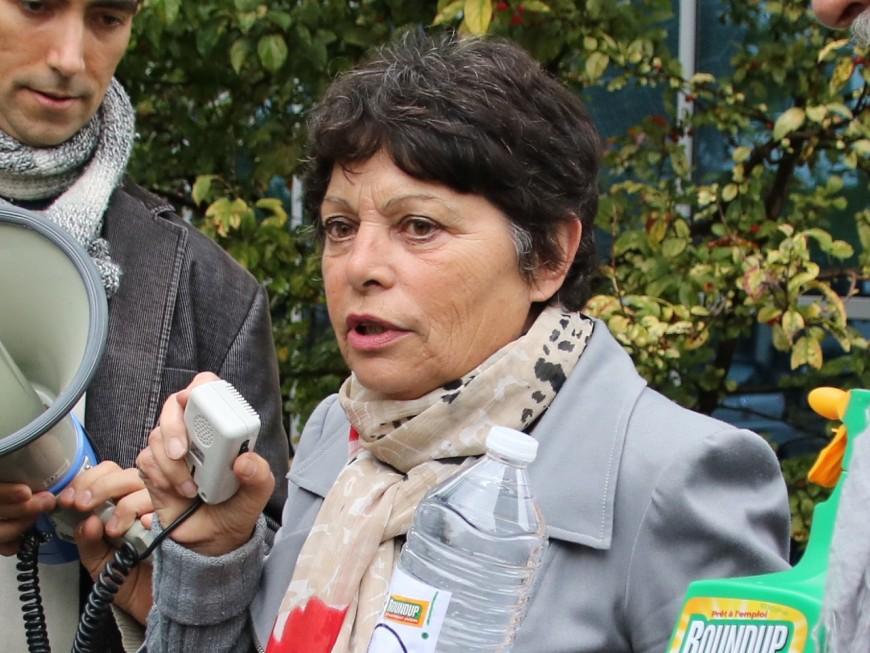 L'eurodéputée Michèle Rivasi arrêtée en Belgique après une action anti-nucléaire