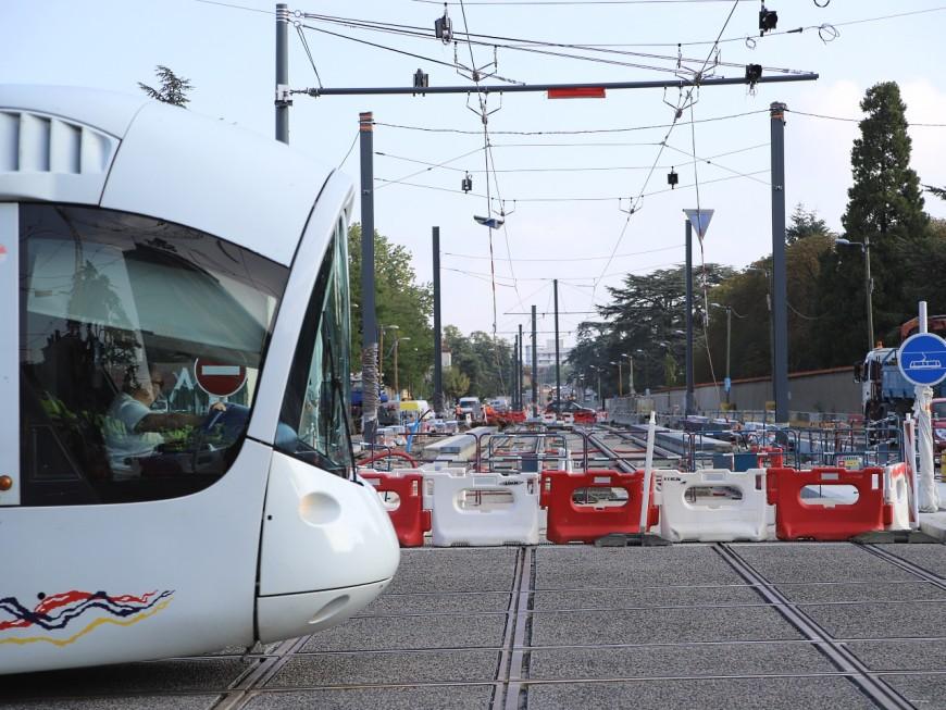 """Tramway T6 : """"Un chantier important, des nuisances importantes"""""""