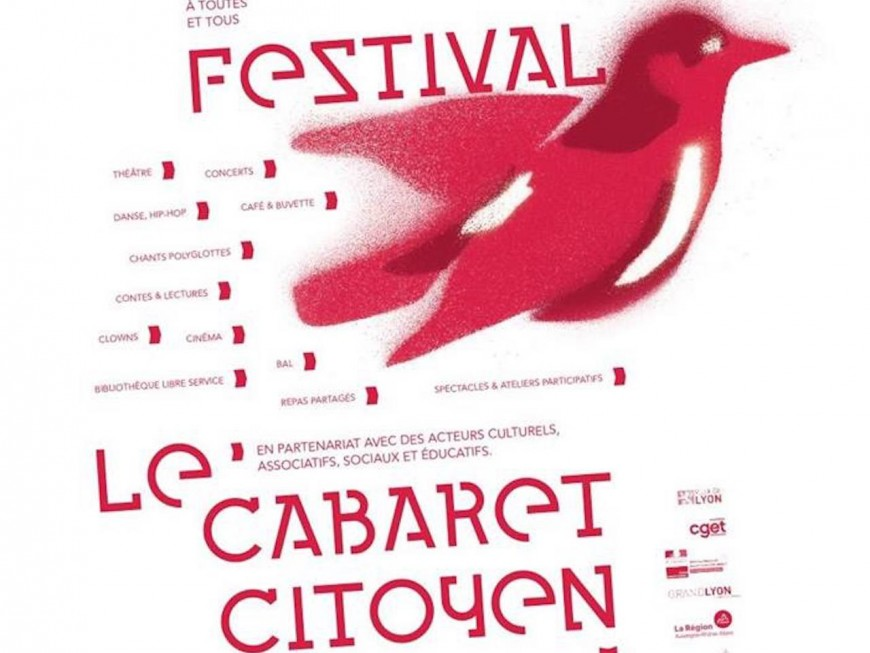 """Le festival """"le Cabaret citoyen"""" s'installe place Latarjet (8e) pour cinq jours de fête à partir du 2 mai"""