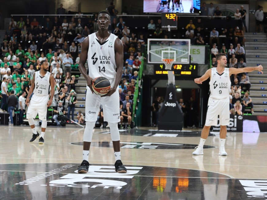 Coupe de France : LDLC ASVEL défie Monaco en quart