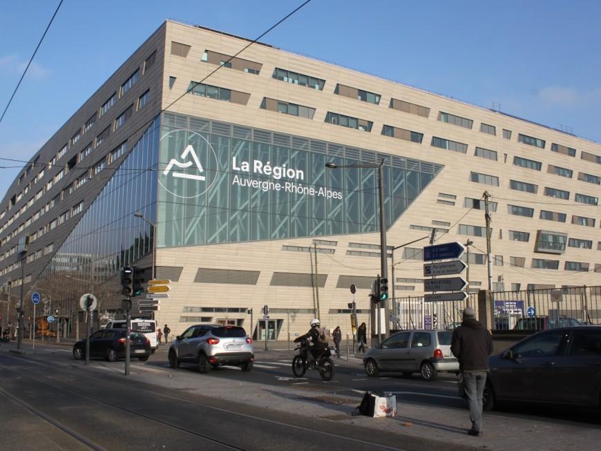 Les agents de la Région Auvergne-Rhône-Alpes en grève en avril ?