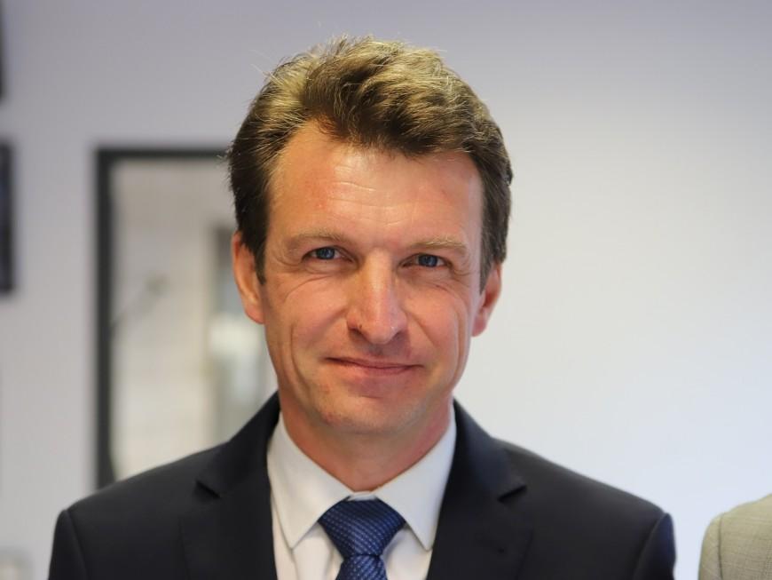 L'ancien patron de la droite lyonnaise, Stéphane Guilland, démissionne