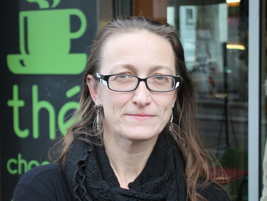Lyon : Aline Guitard, candidate PCF aux municipales de 2020