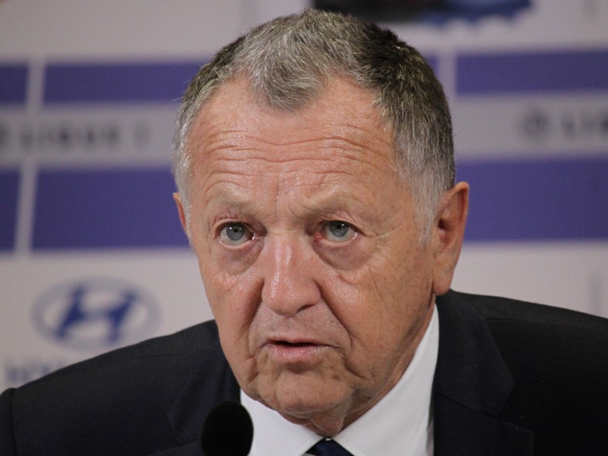 Peut-être victime d'un complot, Jean-Michel Aulas (OL) écrit aux députés et sénateurs