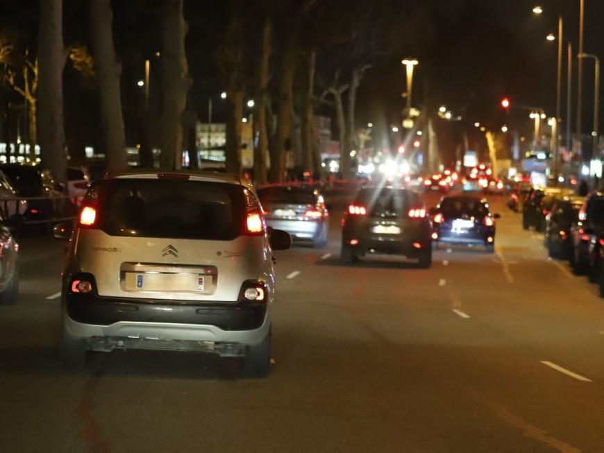 Lyon : des fermetures de routes ces prochaines nuits