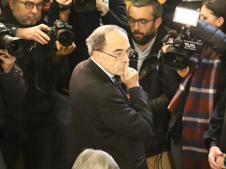 Mgr Barbarin condamné : le parquet de Lyon a également fait appel