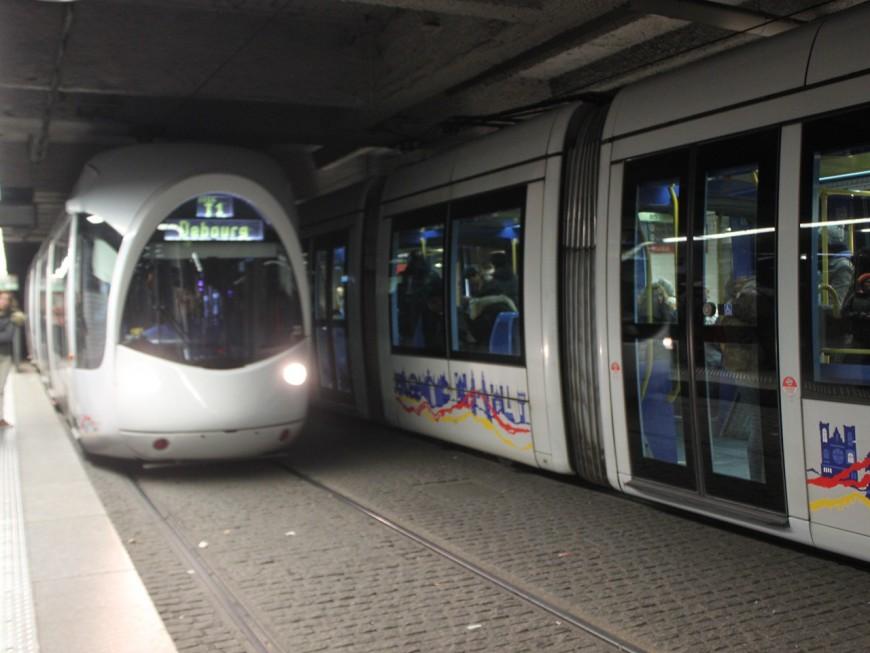 Lyon: un blessé léger après une collision avec un tramway