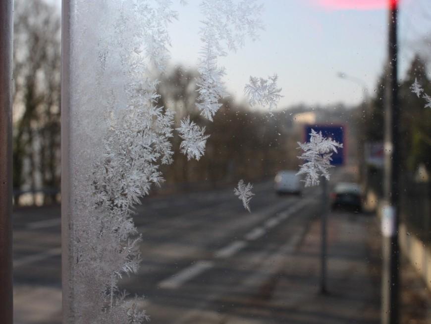 Auvergne-Rhône-Alpes : Les températures les plus froides depuis 2005 en ce début de semaine