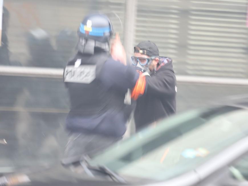 Un étudiant condamné après l'Acte 14 des Gilets Jaunes à Lyon