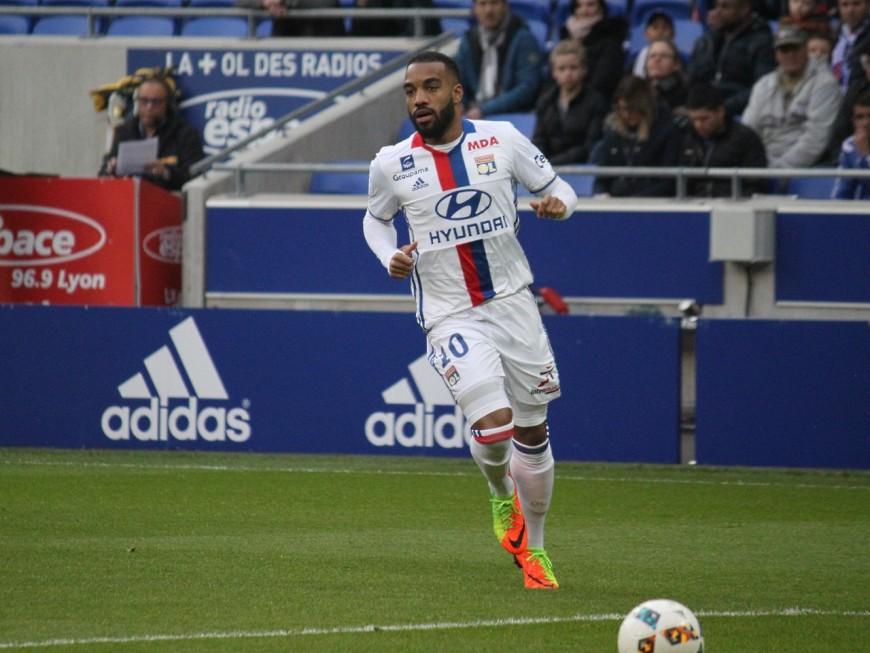 Equipe de France : dernière chance d'être appelé pour Lacazette avec l'OL ?