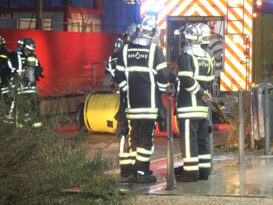 Un couple de retraités tué dans l'incendie de leur maison près de Lyon
