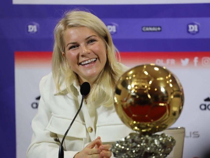 Six joueuses de l'OL en lice pour le Ballon d'Or féminin 2019