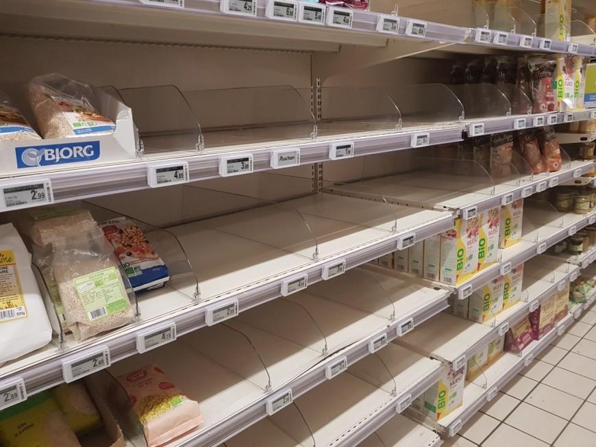 Lyon et sa région : l'activité économique en baisse depuis la fin du confinement