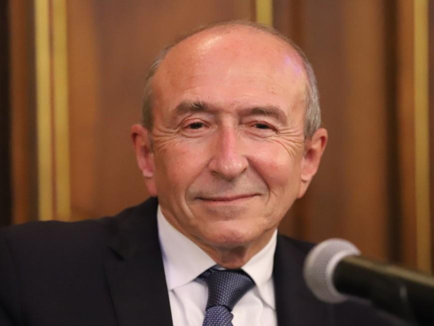 Métropolitaines : Gérard Collomb investi par LREM (officiel)