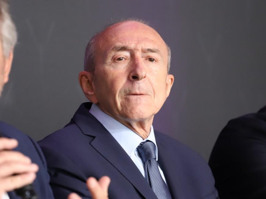 """Gérard Collomb """"pas en phase avec LREM sur les choix municipaux"""""""