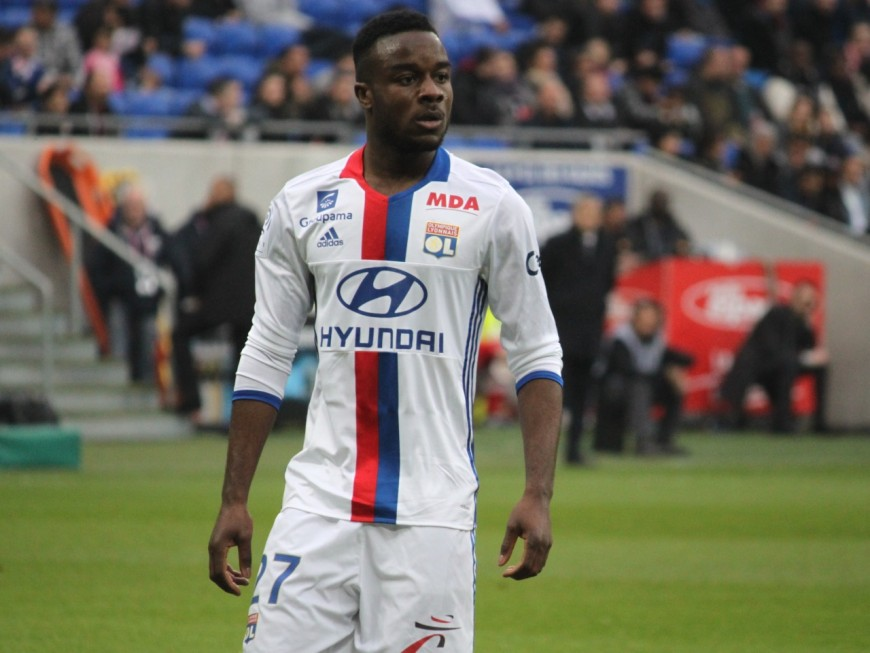 OL : Maxwel Cornet, entre la Côte d'Ivoire et l'équipe de France son cœur balance