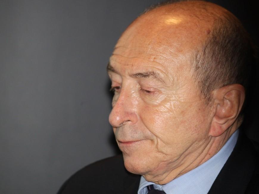 Cote de confiance des Français : Gérard Collomb en chute libre