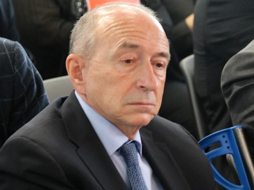 """Quand Pierre Laurent se souvient de """"la seule fois"""" où il a vu Gérard Collomb au Sénat"""
