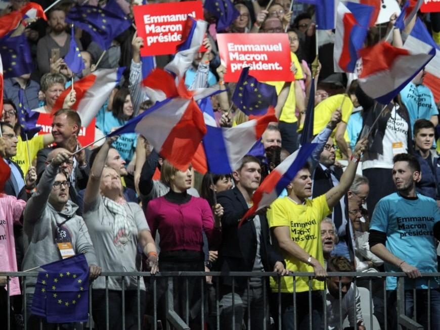 Le gratin de la République en Marche réuni à Lyon pour un congrès et une parodie d'élection