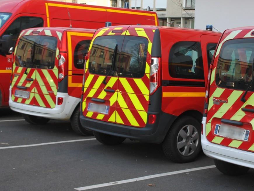 Début d'incendie au McDonald's de Tassin : 40 personnes évacuées