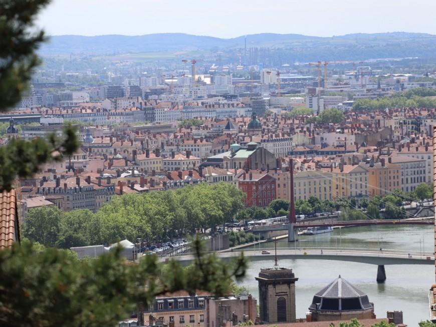 Lyon : la qualité de l'air s'est améliorée avec le confinement