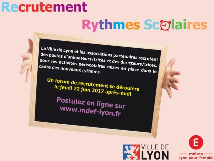 Opération recrutement pour la Maison Lyon pour l'emploi