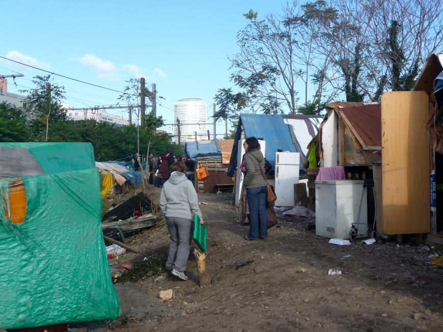Trois jeunes Roms interpellés dans le 7e arrondissement