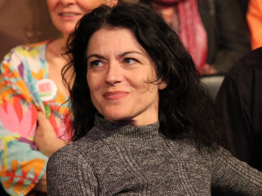 Européennes : Nathalie Perrin-Gilbert pourrait figurer sur la liste des Insoumis