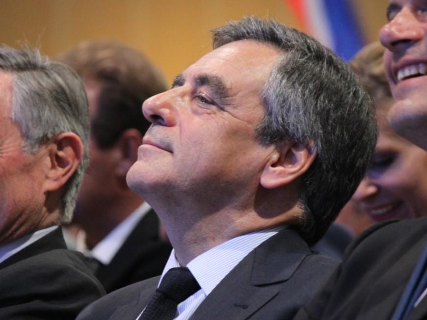 Présidentielle : à Solaize, Fillon est à l'aise (officiel)