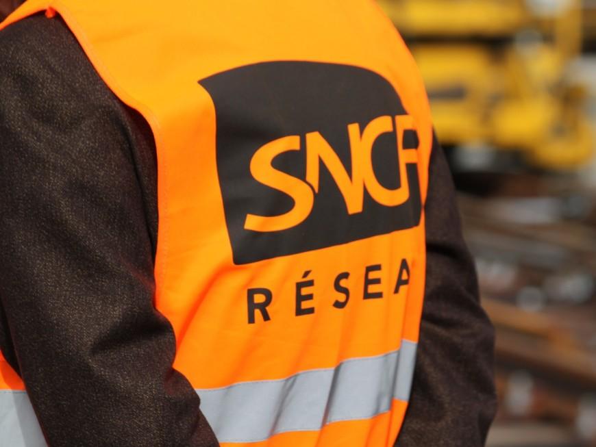 Oullins: des travaux sur les voies débutent ce vendredi soir, le trafic SNCF interrompu ce week-end