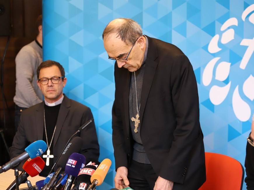 Diocèse de Lyon : les prêtres votent pour le départ rapide et définitif de Mgr Barbarin