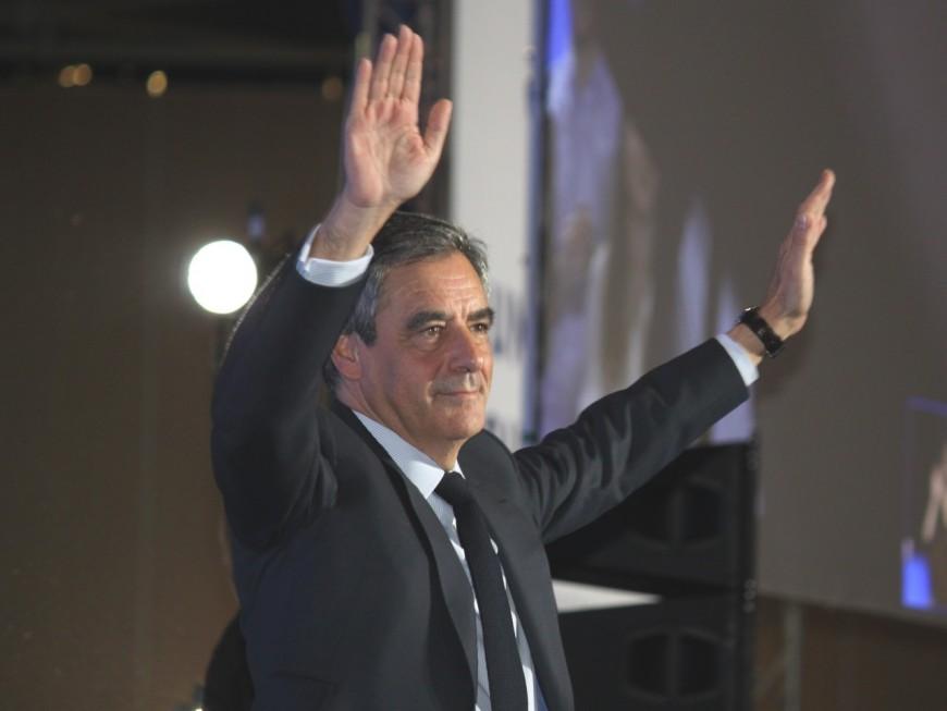 Présidentielle: Fillon plébiscité dans le 6e arrondissement de Lyon (officiel)