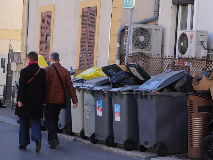 Grève des éboueurs : Pizzorno reprendra la collecte à 100% jeudi dans la Métropole de Lyon