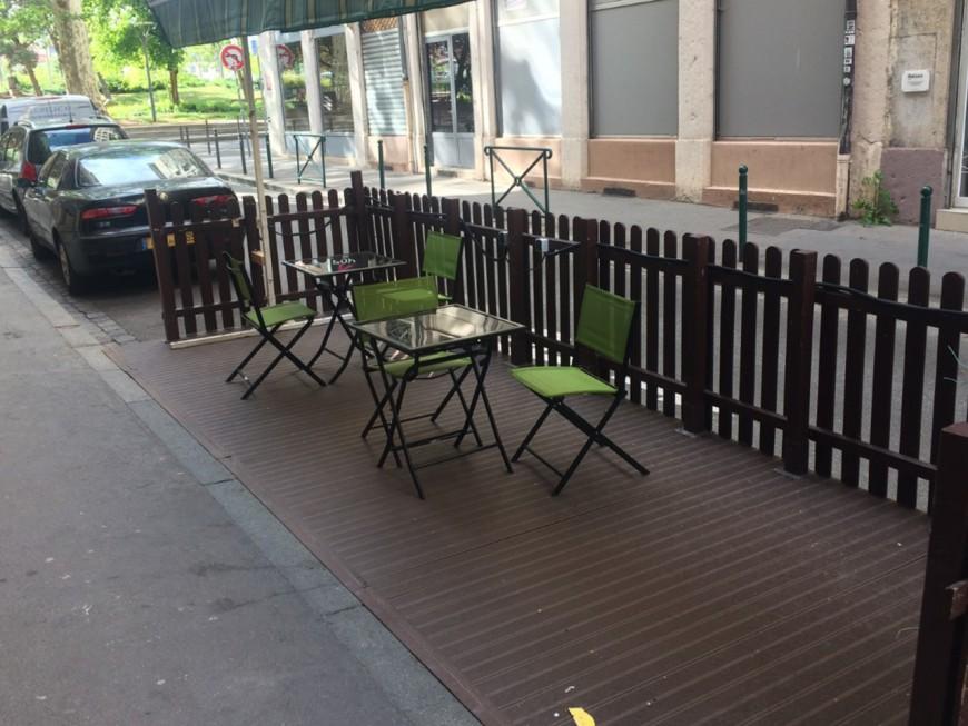 Lyon : la Ville prolonge les terrasses des restaurants jusqu'au printemps (mais sans chauffage)